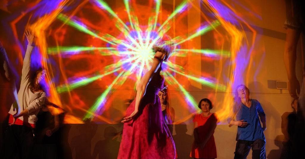 Anna Sierpowska, Freedance, Movement Medicine, ruch, taniec
