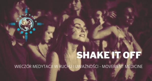 Anna Sierpowska - SHAKE IT OFF - warsztat